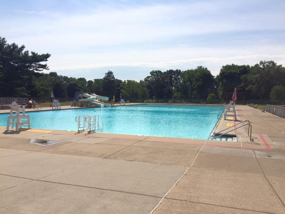 Neshaminy Pool Swimming Pool Splash Park And Snack Bar